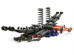 nissan d40 suspension kits outback armour
